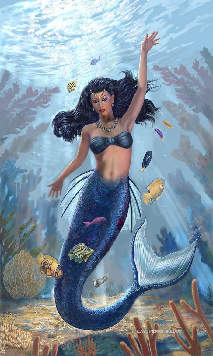 Galerry coloring pages for adults mermaid