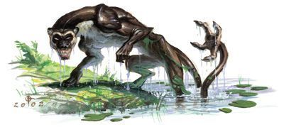 Sea Monsters From A to Z! | Tor com